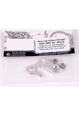 "ICE ICE Rear Deraileur Hanger 06-2009 Trikes with 20"" Rear Suspension"