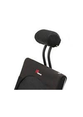 HP Velotechnik Headrest for Ergomesh QR compl frame,clamp,cushion,instr.,