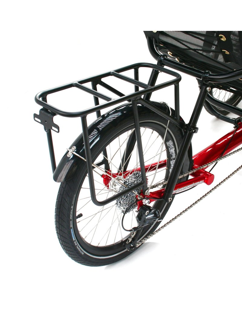 Greenspeed GT20 Alloy Luggage Rack