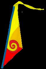 SoundWinds Spiral Bike Flag G