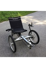 TerraTrike Consignment C00050 Silver Terra Trike Rover
