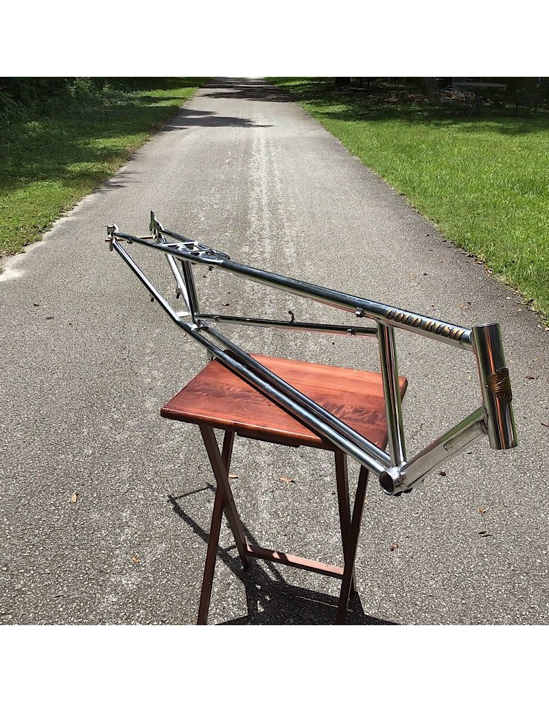 Easy Racers Frame Easy Racers Gold Rush Rep Polished