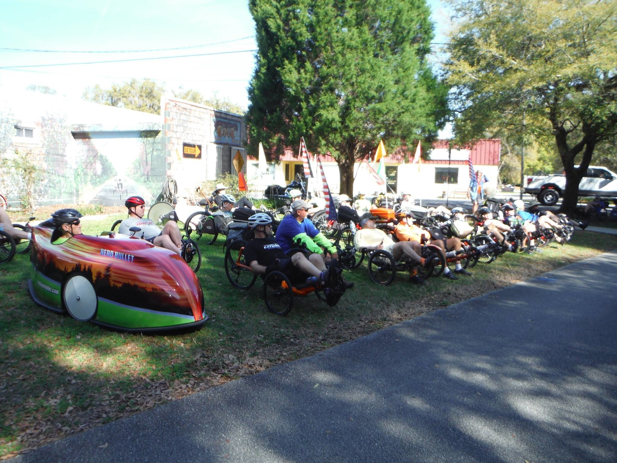 Rails to Trails Annual Bike Ride on Withlacoochie Trail