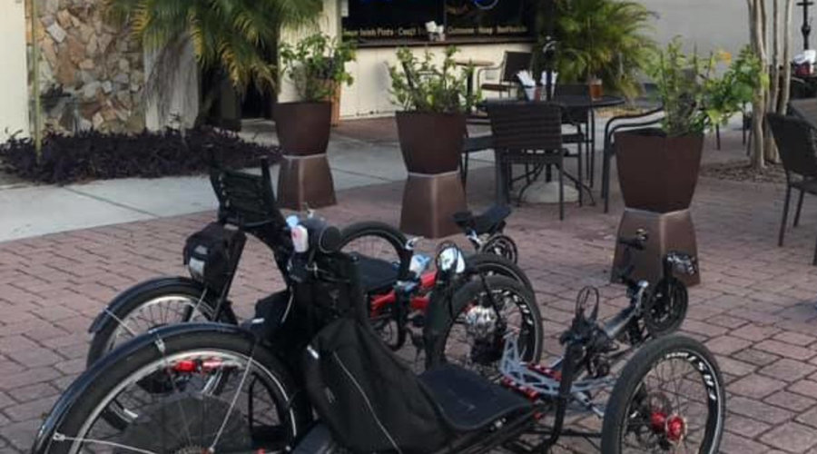 Upcoming Recumbent Group Ride in November 2019