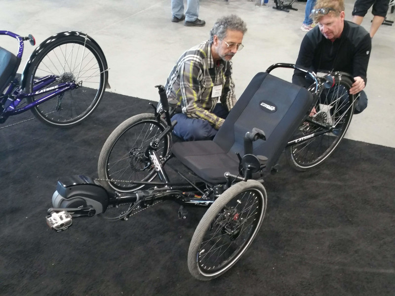 Recumbent Cycle Con 2019 Recap Catrike