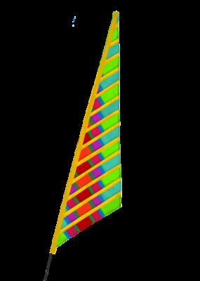 Sail Bike Flag