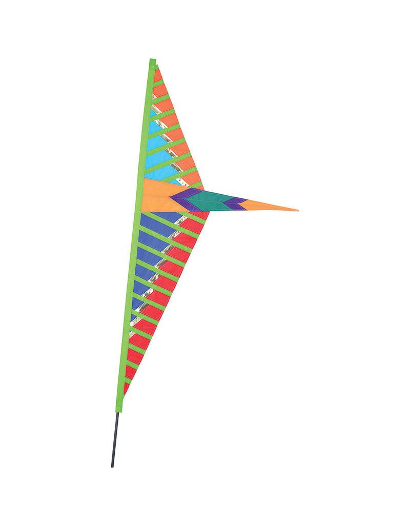 Flag Lark Blue Rainbow 53303