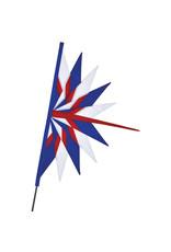 Fan Bike Flag