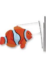 Flag Swimming Clown Fish