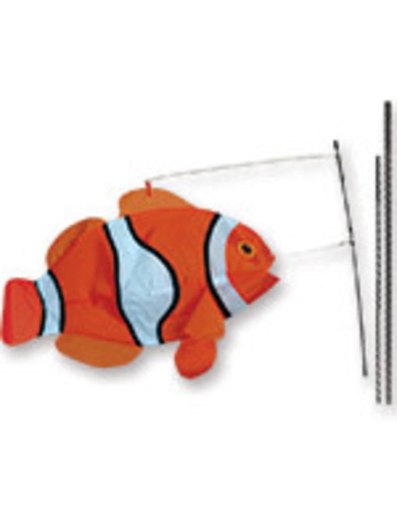 Flag Swimming Clown Fish 53717