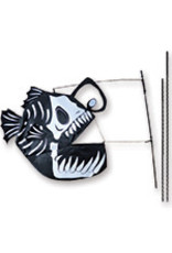 Flag Swimming Fish Bones 53762