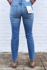 Monroe High Rise Cigarette Denim Jean