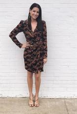 Crushing on Velvet Dress