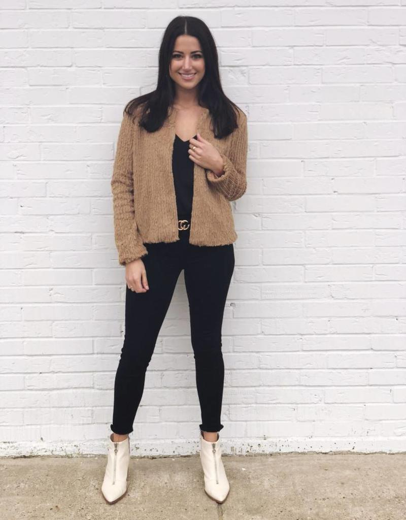 Jennifer Jacket Camel