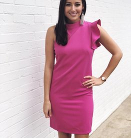 Paint The Town Pink Dress