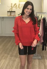 Lost + Wander Scorpion Top Red