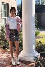 Wild Thing Skirt Leopard