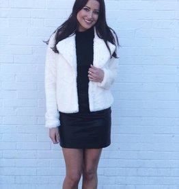 Snow Bunny Jacket White