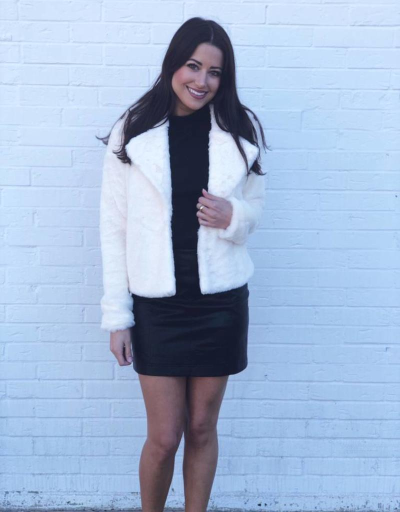 Snow Bunny Jacket White