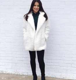 Baby It's Cold Outside Jacket Cream