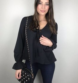 Audrey Top Black
