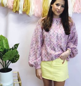 Too Cute Sweater Pink