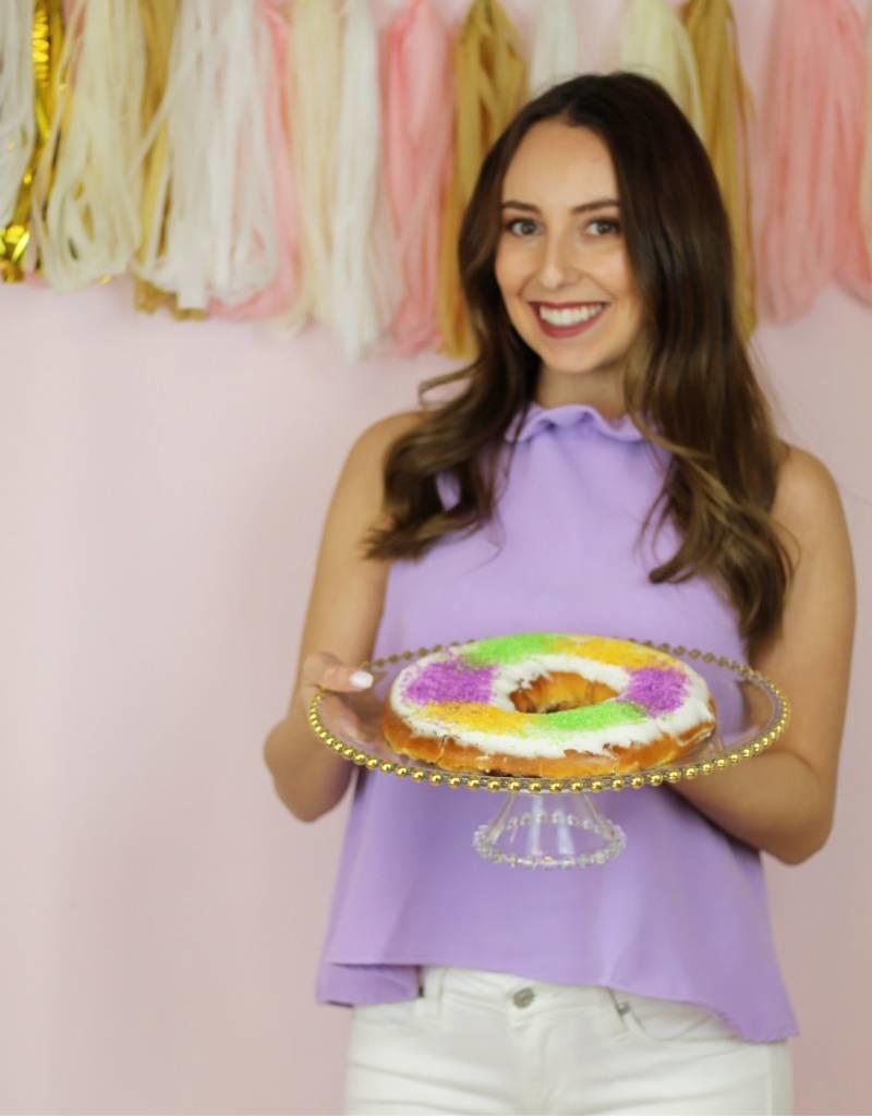 Lucy Lou Lilac Top