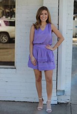 Fields of Lavender Dress