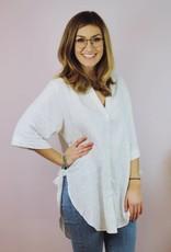 Samara Shirt White