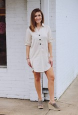 Lighten Up Dress Natural