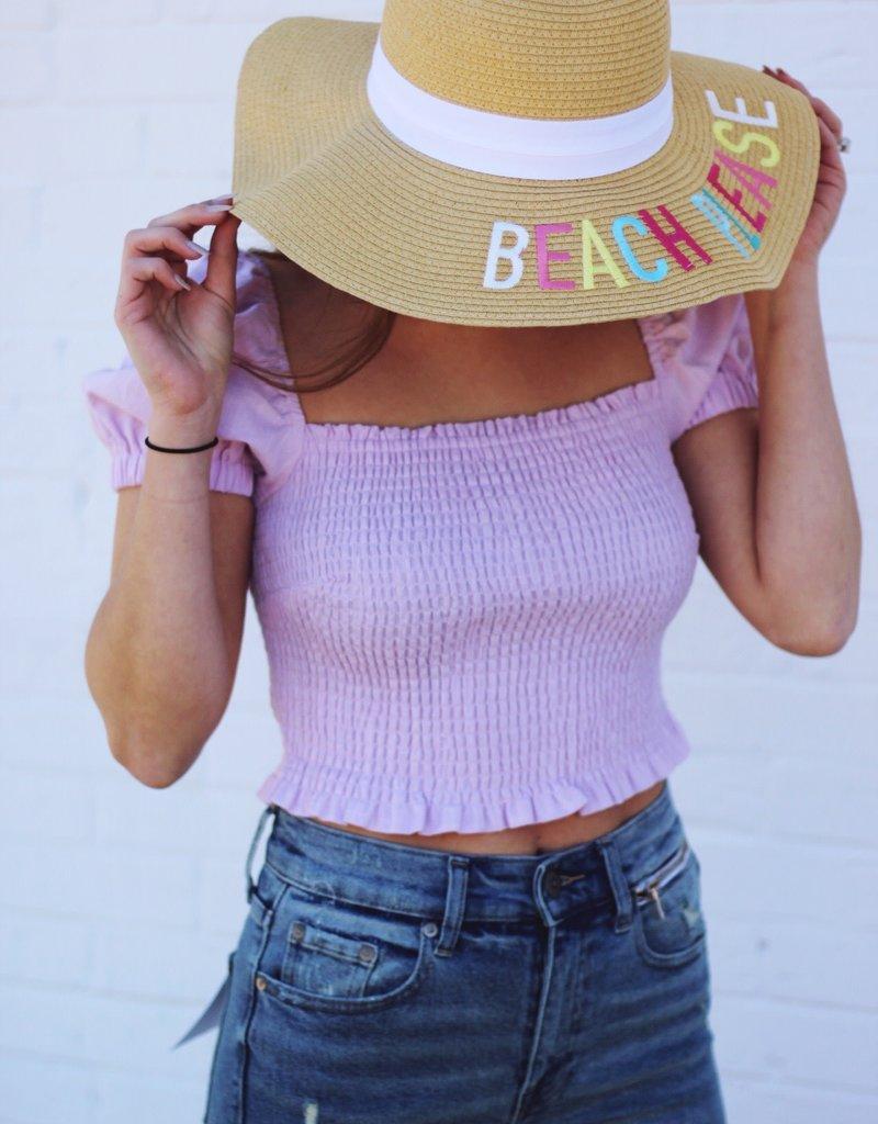Hana Women's Straw Hat