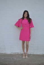 Barbie Girl Dress Magenta