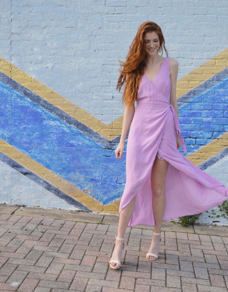 Plum Fairy Dress