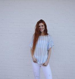 Annie Top Blue