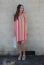 Brick House Dress Marsala