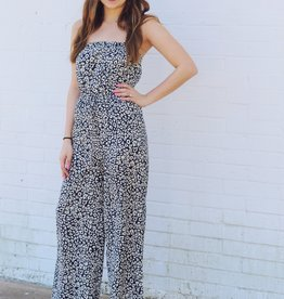 Ready To Pounce Jumpsuit Navy