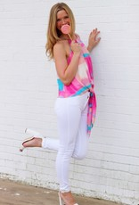 Buddy Love Candice Watercolor Top