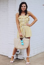 Country Club Romper