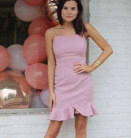 Carly Dress Pink