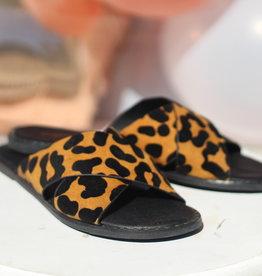 Kazen Sandal Leopard