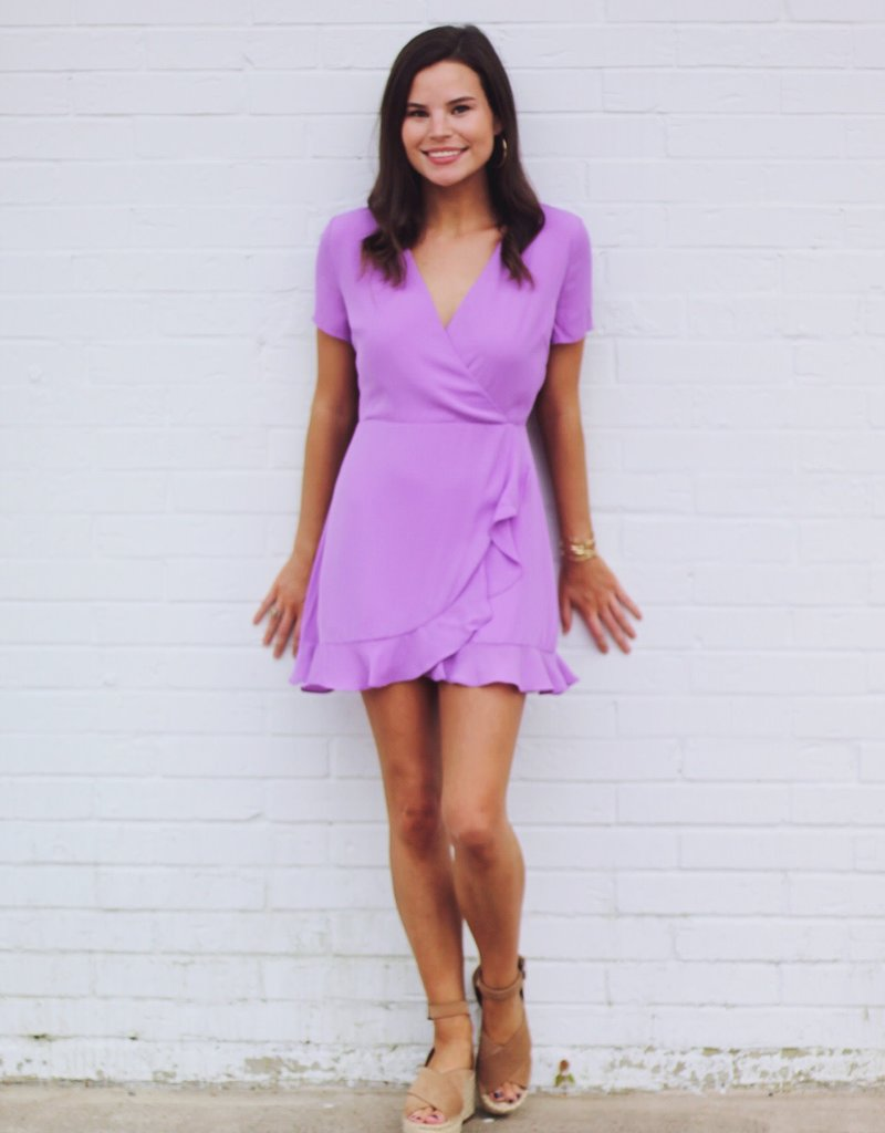 Blue Blush Forever Young Dress