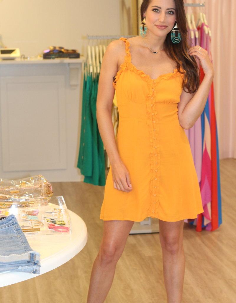 Celia Dress Clementine