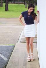 Bogie Skirt White