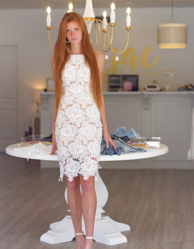Adelyn Rae I Do Too Dress White