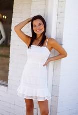 ABEAUTY BY BNB Cali Chick Dress White