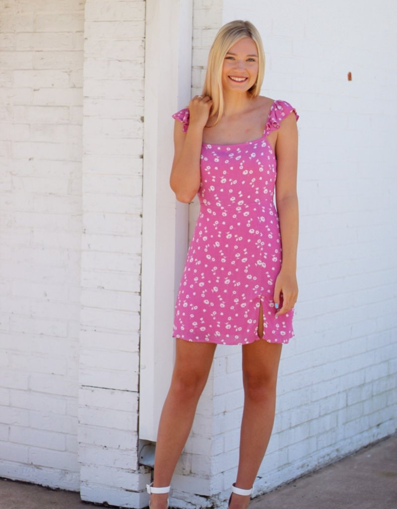 ABEAUTY BY BNB Petal Pickin Dress Pink