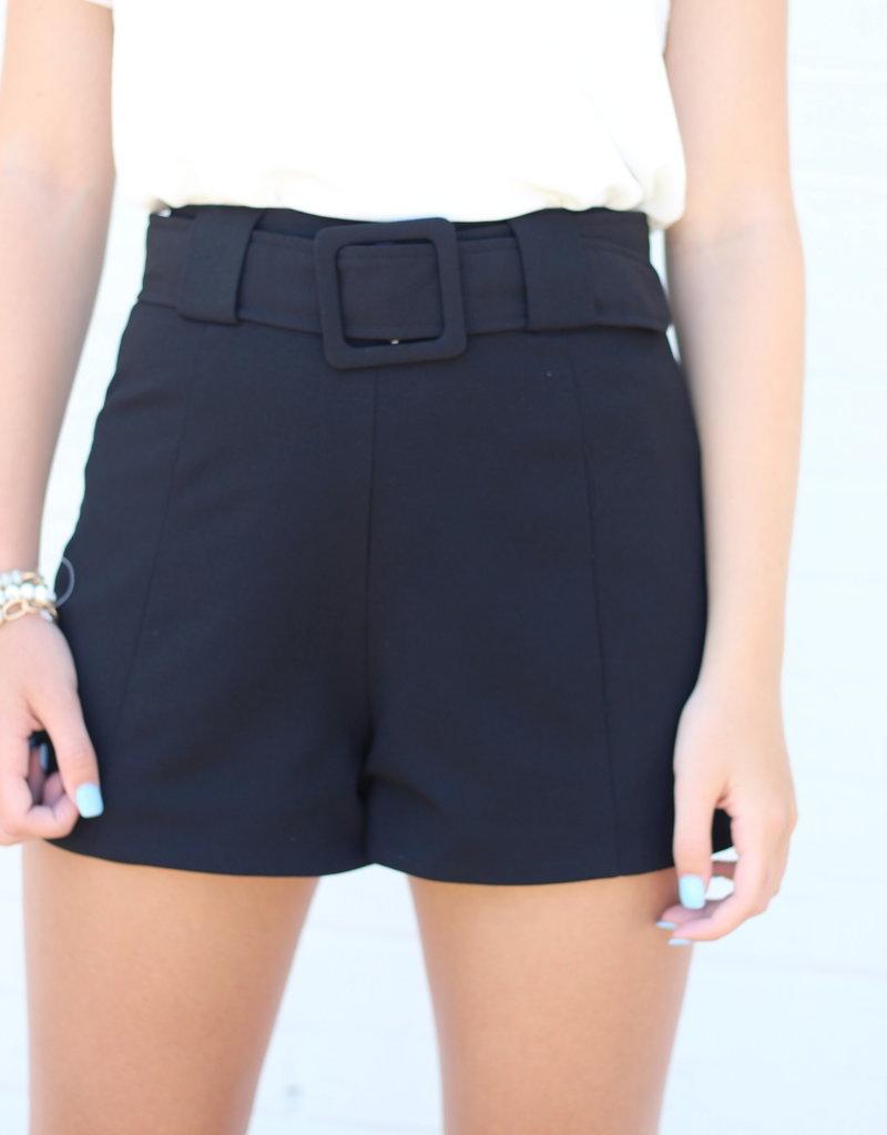 Belted Babe Shorts