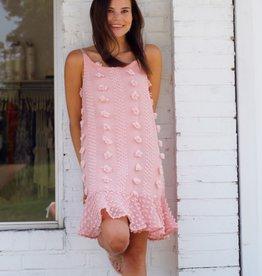 &merci Mimosa Maybe Dress Pink
