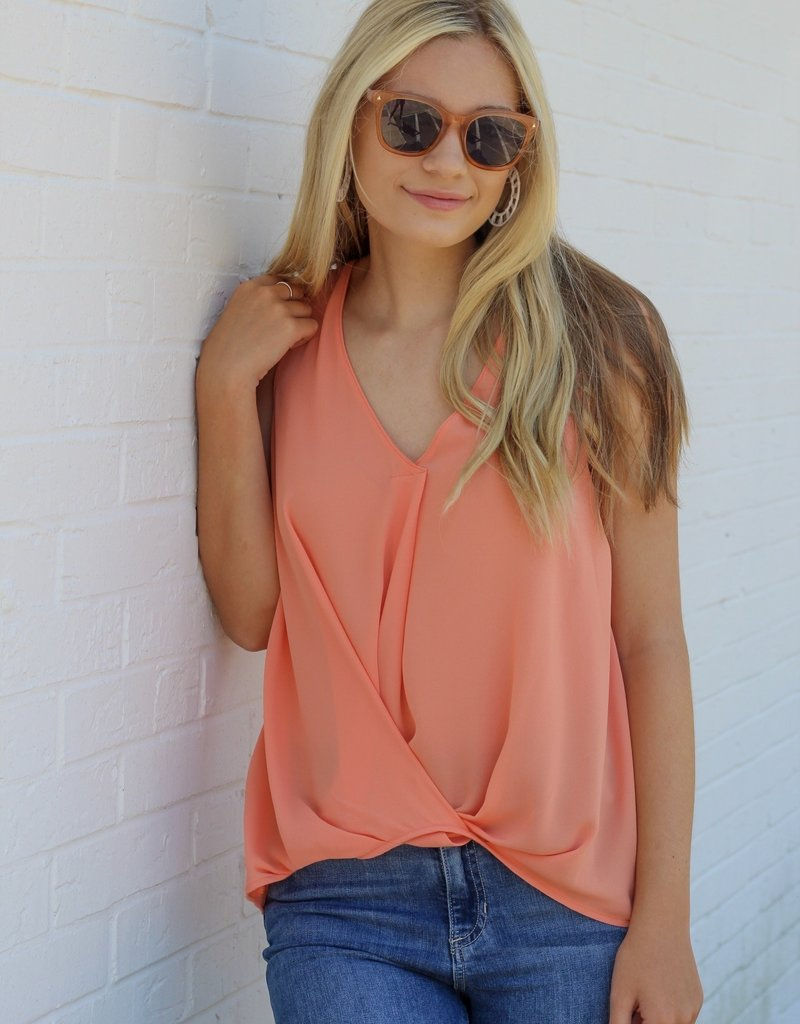 Peachy Keen Tank Top