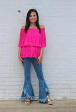 Palmer Top Pink
